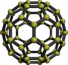 buckyball structure C60
